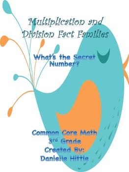 Multiplication and Division Secret Number