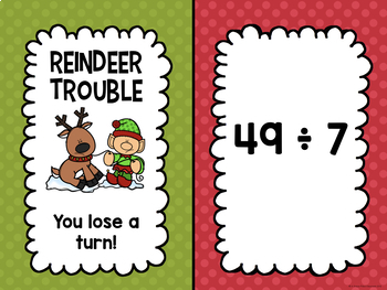 Multiplication and Division: Shout It Out (Christmas Edition Bundle)