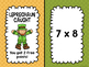 Multiplication and Division Facts to 12 BUNDLE (Leprechaun Edition)
