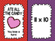 Multiplication and Division: Shout It Out (Valentines Edition Bundle)