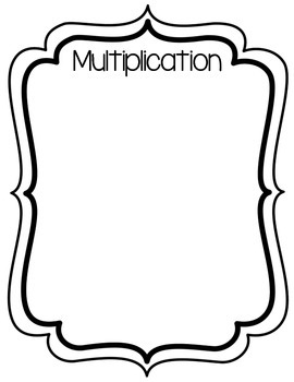 Multiplication and Division Sort