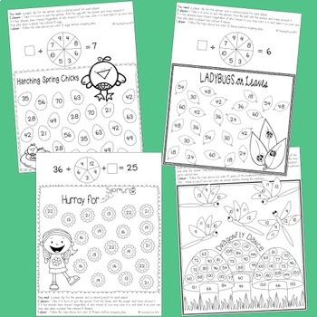Multiplication and Division - Spring