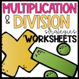 Multiplication Strategies and Division Strategies 10 Day Unit