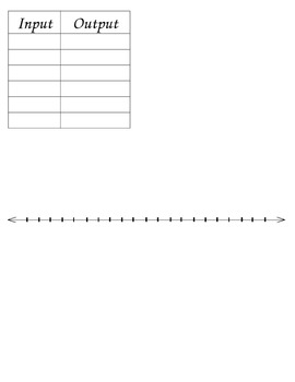 Multiplication and Division Strategies Homework PROJECT Common Core