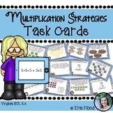 Multiplication and Division Strategies Task Cards