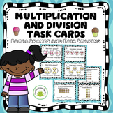 Multiplication and Division Task Cards -NYS Engage NY grad