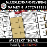 Multiplication and Division Activities: Third Grade Common Core Centers