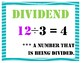 Multiplication and Division  My Math 3rd Grade Vocabulary Posters