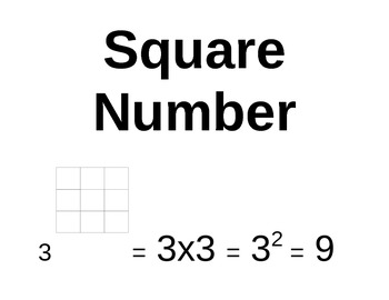 Multiplication and Division Vocabulary with Pictures