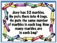 Multiplication and Division Word Problem Cards