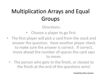 Multiplication and Division Word Problem Games