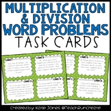 Multiplication and Division Word Problems 3.OA.3