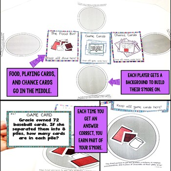 Multiplication and Division Word Problems Game