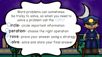 Multiplication and Division Word Problems PowerPoint Presentation 3.OA.3