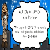 3rd Grade Multiplication and Division Word Problems PowerPoint 3.OA.3