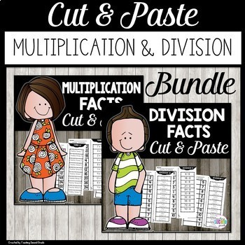 Multiplication and Division Practice