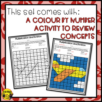Multiplication and Division Worksheets Grade 5 by Brain ...
