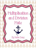 Multiplication and Division mats
