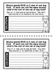 Multiplication and Division of Decimals Word Problems - 5th Grade Math Notebook