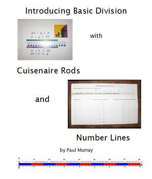 Multiplication and Division with Cuisenaire Rods