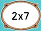 Multiplication and Exercise - Multiplying by 0, 1, 2, 3, 5 and 10