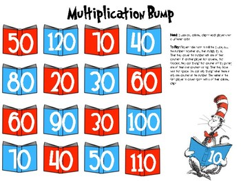 Multiplication and Fraction Bump