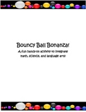 Multiplication and Polymers: Bouncy Ball Bonanza