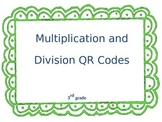 Multiplication and division QR codes