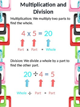 Multiplication and division strategy