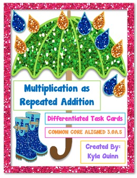 Multiplication as Repeated Addition: Differentiated Task C