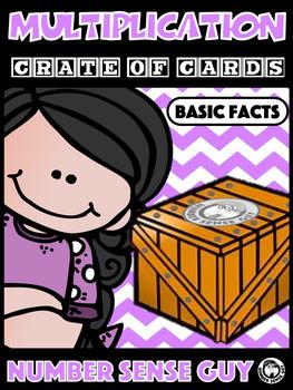 Multiplication box of facts bundle