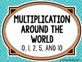 Multiplication by 0, 1, 2, 5, and 10 - Around the World