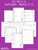 Multiply By Multiples Of 10 Worksheets