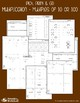 Multiplying By Multiples Of 100 Or 10 Worksheets