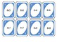 Multiplication cards eight times tables