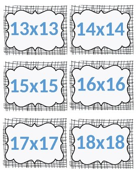 Multiplication doubles