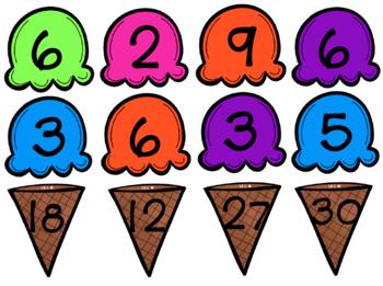 Multiplication - ensemble GRANDISSANT