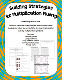 Multiplication fact strategies and fact fluency