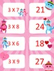 Valentine's Day Multiplication facts (0-3)  Concentration