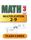 3rd Grade Multiplication Flashcards