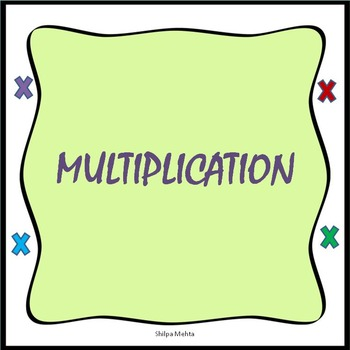 Multiplication for Beginners