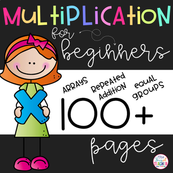 Multiplication for Beginners: An ARRAY of Activities!