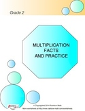 Multiplication for Grade 2