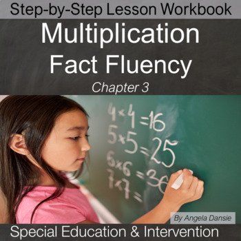 Multiplication Fact Fluency | Special Education Math | Intervention