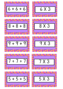 Multiplication game x3