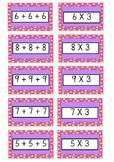 Multiplication game x3