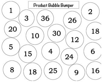 Multiplication games - mid level