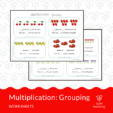 Multiplication: grouping
