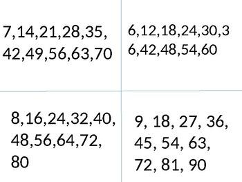 Multiplication help