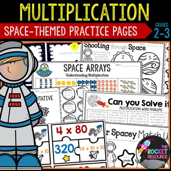 Multiplication is Out of This World!